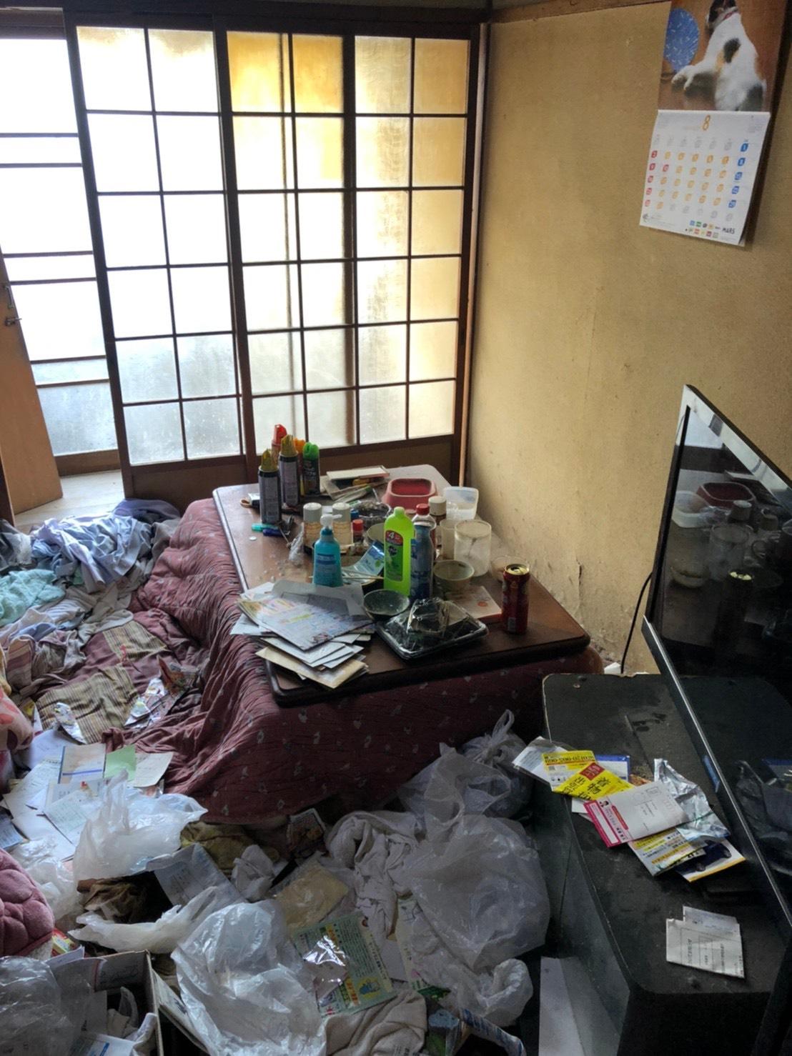 高知市 特殊清掃