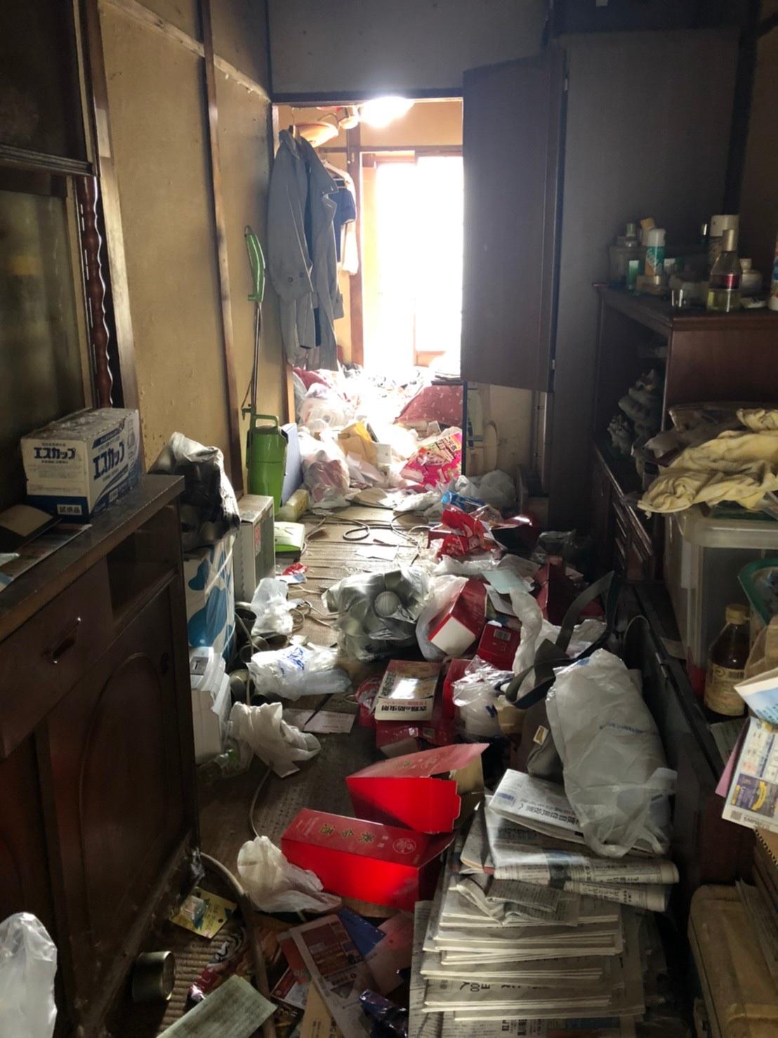 高知市 特殊清掃 遺品整理